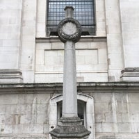Photo taken at St. John's, Smith Square by Darren D. on 5/9/2017