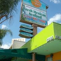 Photo taken at Tacos Baja Ensenada by John H. on 3/9/2013