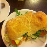 Photo taken at Kaffeeladen by Lisa K. on 12/14/2012