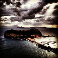Photo taken at Isola di Nisida - Nisida Island by Alessandro R. on 5/26/2013
