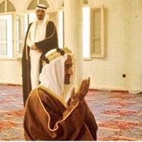 Photo taken at King Abdullah's Palace by Fahad bin khalid on 11/23/2015