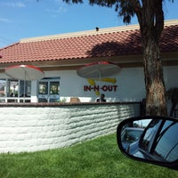 Photo taken at In-N-Out Burger by Jesse D. on 7/25/2013