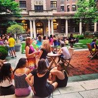 Photo taken at Barnard College by Phoebe K. on 7/1/2013