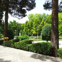 Photo taken at Saee Park by MohammadReza D. on 5/29/2013