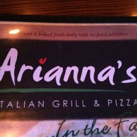 Photo taken at Arianna's Grill by Greg B. on 8/8/2013