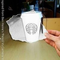 Photo taken at Starbucks by Ivaylo I. on 3/10/2013