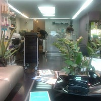 Photo taken at V-Touch Nail & Hair Spa by Ivaylo I. on 10/3/2014