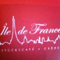Das Foto wurde bei île de France von Hildegard M. am 3/2/2013 aufgenommen