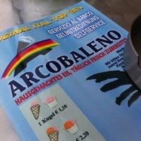 Das Foto wurde bei Arcobaleno von Hildegard M. am 4/29/2013 aufgenommen