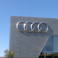 Photo taken at Audi San Diego by Rhandy F. on 4/17/2013
