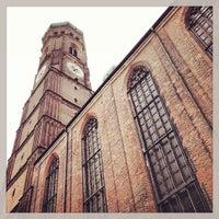 5/11/2013 tarihinde William K.ziyaretçi tarafından Augustiner am Dom'de çekilen fotoğraf
