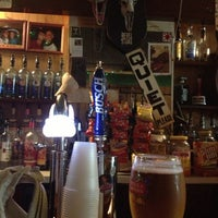 Photo taken at Emerald Bar by Jennifer L. on 10/9/2012