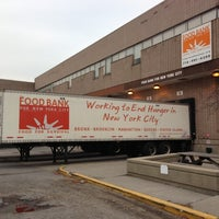 Photo taken at Food Bank for New York City by Annie M. on 11/10/2012
