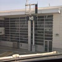 Photo taken at Gate M8 by 'David M. on 5/23/2016