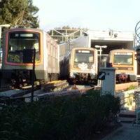 Photo taken at Eirini ISAP Station by Makis L. on 11/25/2012