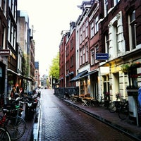 Photo taken at 9 Straatjes by Caner G. on 5/11/2013