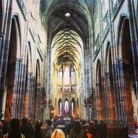 12/24/2012 tarihinde Caner G.ziyaretçi tarafından Aziz Vitus Katedrali'de çekilen fotoğraf