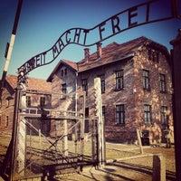 Photo taken at Auschwitz-Birkenau Museum by Caner G. on 10/21/2012
