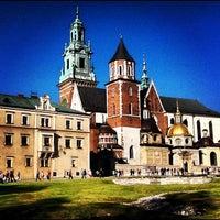 Foto tirada no(a) Zamek Królewski na Wawelu por Caner G. em 10/20/2012