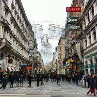 1/3/2013 tarihinde Caner G.ziyaretçi tarafından Kärntner Straße'de çekilen fotoğraf