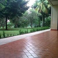 Photo taken at Gedung IV FIB by Retno Herny C. on 1/22/2014