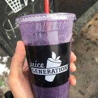Foto tirada no(a) Juice Generation por Kenny T. em 12/16/2017