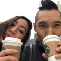 Photo taken at Starbucks by Kenny T. on 1/20/2017