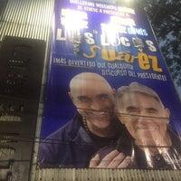 Das Foto wurde bei Teatro Telón de Asfalto von Fabian G. am 5/6/2017 aufgenommen
