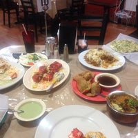 Photo taken at Himalaya Restaurant by Deb C. on 8/13/2014