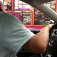 Photo taken at Dunkin' Donuts by Steph Rod W. on 10/6/2012
