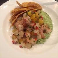 Photo taken at Maze Restaurant by Nicole D. on 6/12/2015