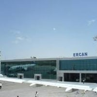 Photo taken at Ercan Airport (ECN) by Xxl on 3/8/2013