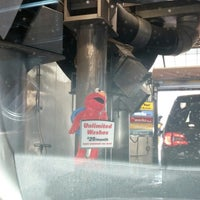 Photo taken at Mike's Express Car Wash by David E. on 4/17/2014