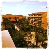 Снимок сделан в Crystal Paraiso Verde Resort & Spa пользователем Иван М. 5/15/2013