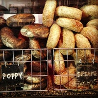 Photo taken at Murray's Bagels by Nori H. on 5/23/2013