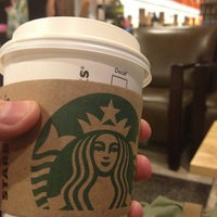 Photo taken at Starbucks by Leah T. on 10/24/2012