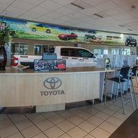 Photo taken at Steve Landers Toyota NWA by Steve Landers Toyota NWA on 11/24/2014