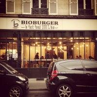 Photo prise au Bioburger par Poleen le4/19/2014