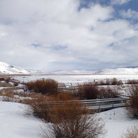 Photo taken at Jackson Visitor Center by Beth C. on 3/5/2014