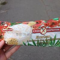 Photo taken at остановка Ушинского by Elena T. on 7/21/2013