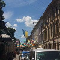Снимок сделан в Jam Hotel Lviv пользователем Elena T. 6/18/2016