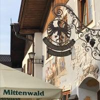 Photo taken at Südtiroler Stubn by imbatman on 7/22/2017