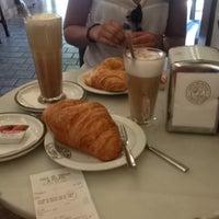 Photo taken at Cafe de Indias Coffee Shop by Eva C. on 6/30/2014
