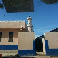 Photo taken at Cantonments Mosque by Hasan G. on 10/8/2012