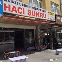 Photo taken at Hacı Şükrü by Bekir  Sedanur on 5/19/2013