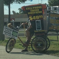 Photo taken at Tampa Rd & Forest Lakes Blvd by Some G. on 5/6/2013