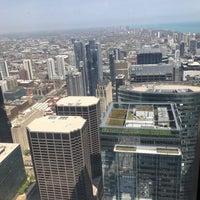 Photo taken at Metropolitan Club Of Chicago by Adam G. on 5/10/2017