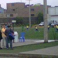 Photo taken at FCB escola by Alex A. on 10/13/2012