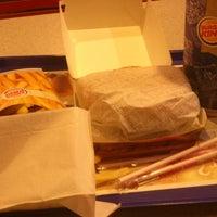 Photo taken at Burger King by Christian V. on 10/20/2013