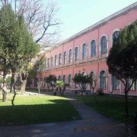 Photo prise au İstanbul Teknik Üniversitesi par Gizem ö. le3/12/2013